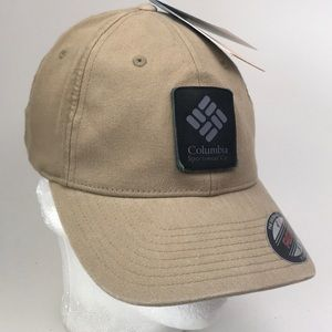 2b12020ef405c Columbia Accessories - Columbia Flexfit Logo Patch Hat Cap